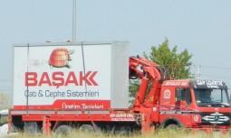 Eskişehir Can Lojistik Vinç